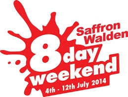 Saffron Walden 8 Day Weekend